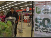 ECONOMÍA: Banco Provincia fijó fechas para los descuentos de 50%
