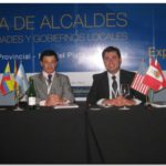 LOBERÍA: El Concejal Francisco García participó del V Congreso Latinoamericano de Ciudades y Gobiernos locales