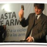 DESARME: Nación y Provincia firman acuerdo