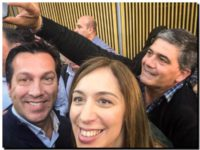 ELECCIONES 2019: Rojas en el Encuentro Juntos por el Cambio