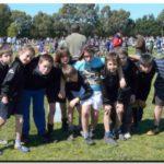 DEPORTES: Necochea Rugby Club en encuentro anual de rugby infantil