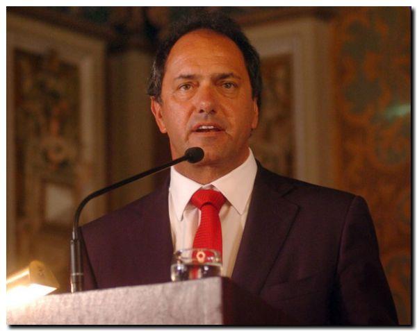 SCIOLI: «Es un presupuesto para apoyar al pueblo de la Provincia»