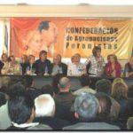 POLÍTICA: La Agrupación Lealtad Peronista en el acto del aniversario del asesinato de José Ignacio Rucci