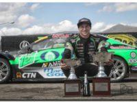 TOP RACE: Con un doble podio La Pantera agarró la punta del campeonato