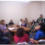 NECOCHEA: Reunión de Desarrollo Social y Salud con las asociaciones vecinales
