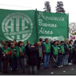 NECOCHEA: Trabajadores municipales protestaron y fueron recibidos por el Secretario de Gobierno