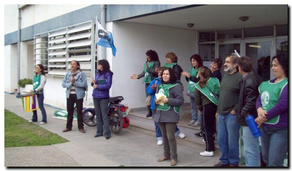 CONFLICTO: ATE se movilizará a todos los Consejos Escolares de la provincia de Buenos Aires