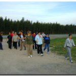"""DEPORTES: Más de treinta participantes ya componen el grupo """"Estación Quequén Camina»"""