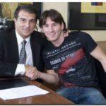 FÚTBOL: El sindicato internacional de futbolistas denuncia irregularidades en la renovación de Messi
