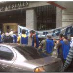 PUERTOS: Conflicto de la URGARA con las empresas de control. Movilización en Capital Federal