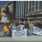 LA PLATA: La Federación de Empleados Municipales de la provincia se reunió con Daniel Scioli. Estuvo presente José Luis Vidal de Necochea