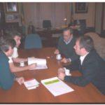 NECOCHEA: Reunión con el Subsecretario de Vivienda y Urbanismo