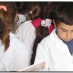 LA DULCE: Acto en la Escuela Nº 5. El Centro de Acopiadores entregó un total de 11.405 libros
