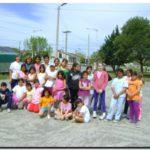 DEPORTES: El Cestobol en «Plaza de las Carretas» es un éxito