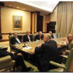 LA PLATA: El Gobernador entregó asistencia económica a Lobería y a siete municipios mas