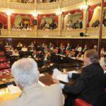 LA PLATA: Juraron los nuevos legisladores de la provincia de Buenos Aires. El Dr. Gastón Guarracino lo hizo por la Quinta Sección como Senador