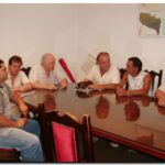 NECOCHEA: Municipales plantearon temas al Secretario de Obras Públicas