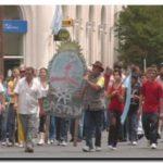 MARCHA POR SEGURIDAD: En medio de las protestas, Scioli removió al jefe policial de Lanús