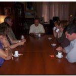 NECOCHEA: Molina recibió al Consejo Escolar