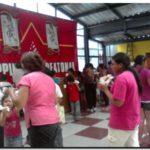 MAR DEL PLATA: Los Peques participaron del verano para todos de la Juventud Peronista