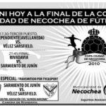 NECOCHEA: Se suspendió la jornada de fútbol de verano