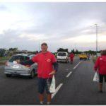 NECOCHEA: Apoyo de guardavidas necochenses a su colegas de Las Toninas. Sectores públicos de nuestras playas sin cobertura
