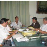 LOBERÍA: Se reunieron comisiones en el Concejo Deliberante