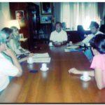 NECOCHEA: Conversaciones para la puesta en marcha del Plan de Manejo del Parque Miguel Lillo