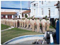QUEQUÉN: Ciclo lectivo en la Prefectura Naval