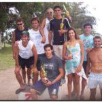 NATACIÓN: Resultados del triatlón por equipos que realizó la Asociación Deportiva Arenas el pasado 17 de enero en la zona lindera a Rio Quequén.