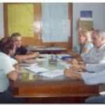 NECOCHEA: ATE se reunió con las nuevas autoridades del Consejo Escolar. Nuevos cargos, transporte, comedores e infraestructura en la agenda de trabajo