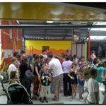 MAR DEL PLATA: Niños de Batán y Chapadmalal disfrutaron del Verano Para Todos de la Juventud Peronista