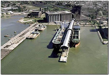 Puerto Bahía Blanca: más cerca del dragado a 50 pies - El Baqueano