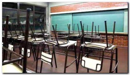 EDUCACIÓN: Docentes bonaerenses se pliegan al paro nacional