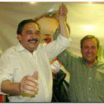 ELECCIONES 2011: Cierre de campaña con Alfonsín y Molina