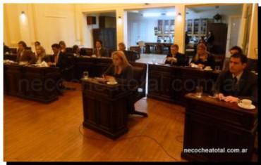 NECOCHEA: Se trató en la sesión del HCD la Emergencia Vial Urbana