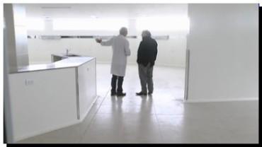NECOCHEA: El intendente interino Vidal recorrió las instalaciones que serán presentadas la semana que viene