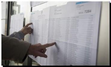 ELECCIONES 2013: Esta semana se publicarán los padrones definitivos