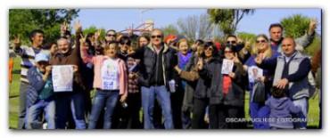 ELECCIONES 2013: Cierre de Campaña militante del Frente Social Lista 1708
