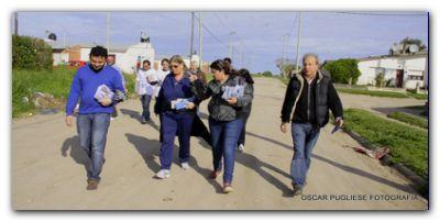 ELECCIONES 2013: Reparto del Compromiso del Frente Social
