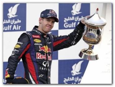 FÓRMULA 1: El alemán Vettel extendió su poderío y logró su cuarto título consecutivo
