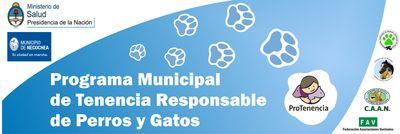NECOCHEA: Llega al parque el Programa de Tenencia Responsable de mascotas