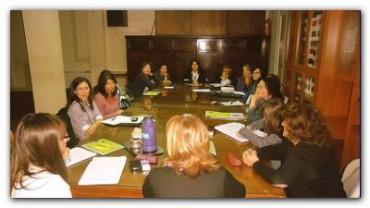 NECOCHEA: Reunión de la Mesa Local de Prevención y Asistencia a la Violencia de Género