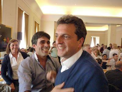 NECOCHEA: Los concejales del Frente Renovador en actividad con su jefe político