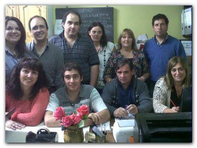 EDUCACIÓN: Jornadas en Lobería