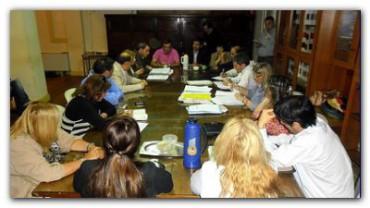 NECOCHEA: Reunión por la Fiscal Impositiva