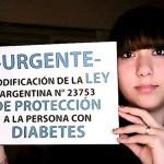 SALUD: Reclamo por una nueva ley de diabetes