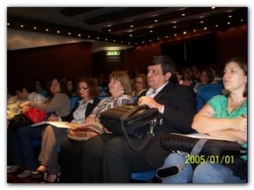 NECOCHEA: Reunión educativa