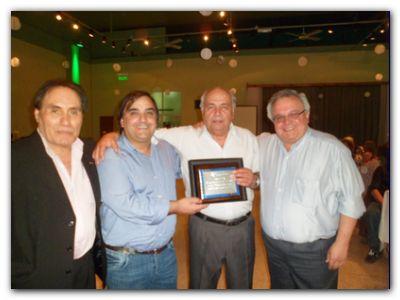 EDUCACIÓN: Entrega Placa al CFP Nº 401 de Tres Arroyos por sus 20 años
