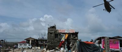 NATURALEZA: El tifón Haiyan pierde fuerza a su paso por Vietnam